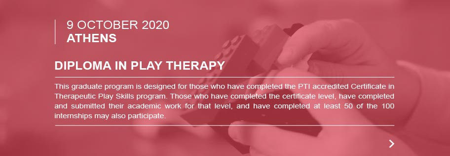 DIPLOMA IN PLAY THERAPY